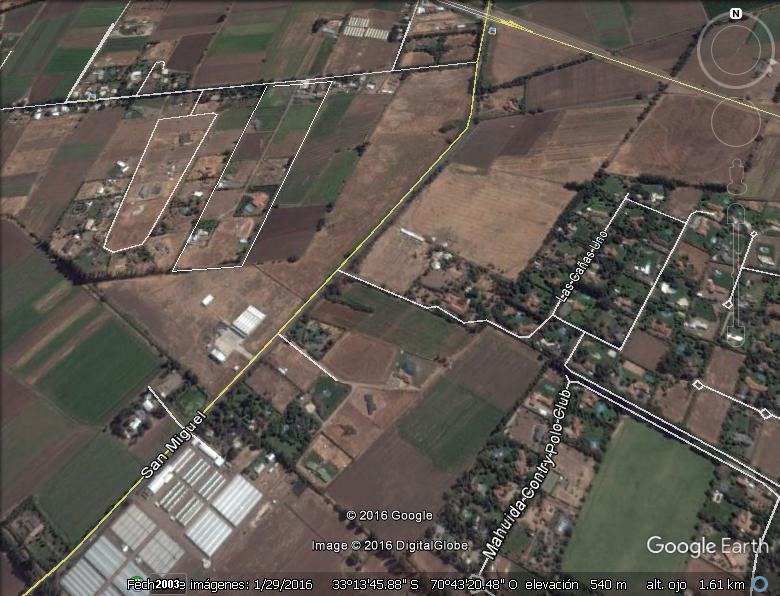 Sitio en Venta, Chicureo Poniente